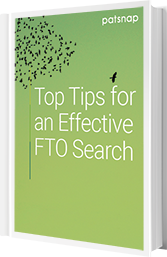 Top tips for an effective freedom to operate search—free ebook