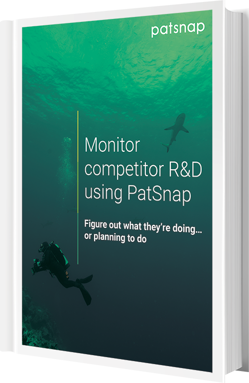Guide on monitoring competitor R&D