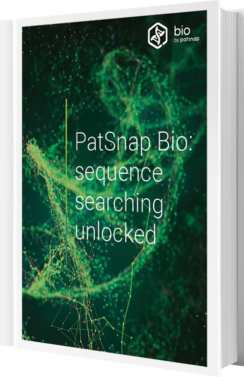 PatSnap Bio Brochure Cover