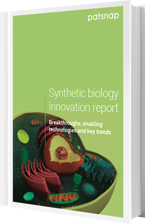 PatSnap Synthetic Biology Report