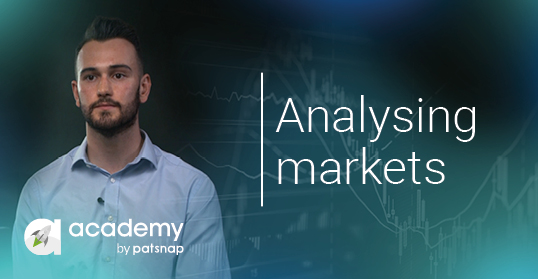 How to analyse markets using innovation data