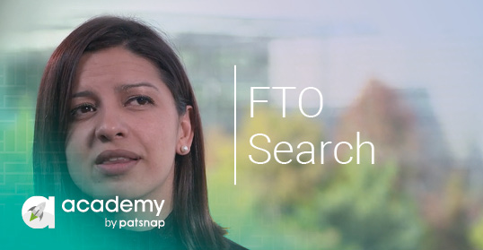 How to do an FTO search