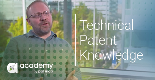 The technical and legal framework for patents
